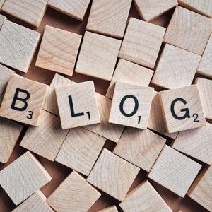 Set-up a blog