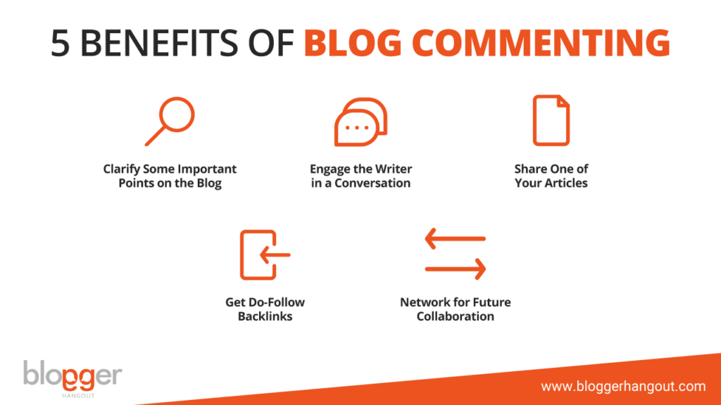 blog commenting benefits