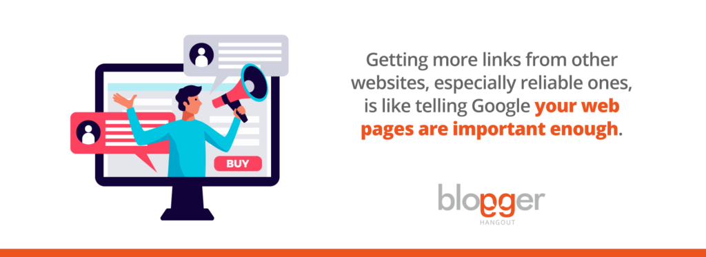 your pages are important enough